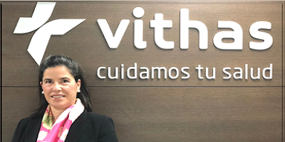 Eva Sáez, nueva Directora de Área Calidad y Seguridad del Paciente