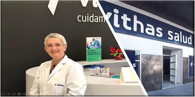 El Centro Médico de Vithas Granada incorpora a la doctora Ana García Navarro