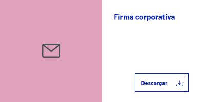 Accede a la descarga de la nueva firma corporativa del Grupo Vithas