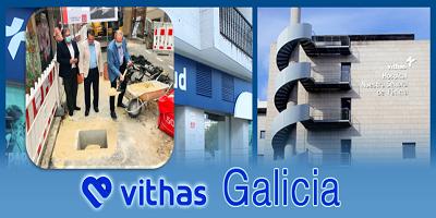 El ayuntamiento de Vigo invertirá más de 360.000 euros en remodelar el acceso a Vithas Vigo y VithasLab